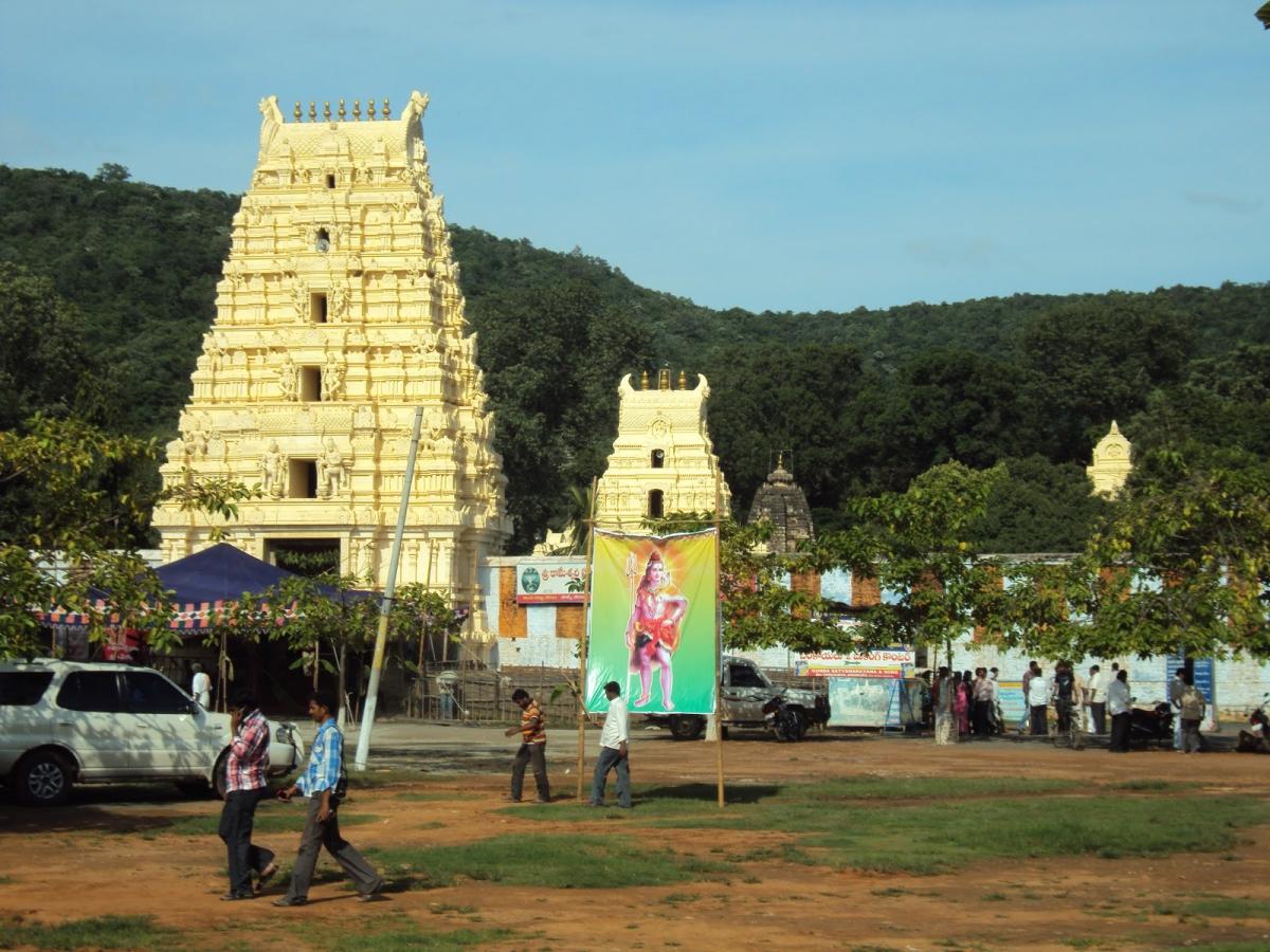 Махананди (из цикла «Легенды индийских храмов»)