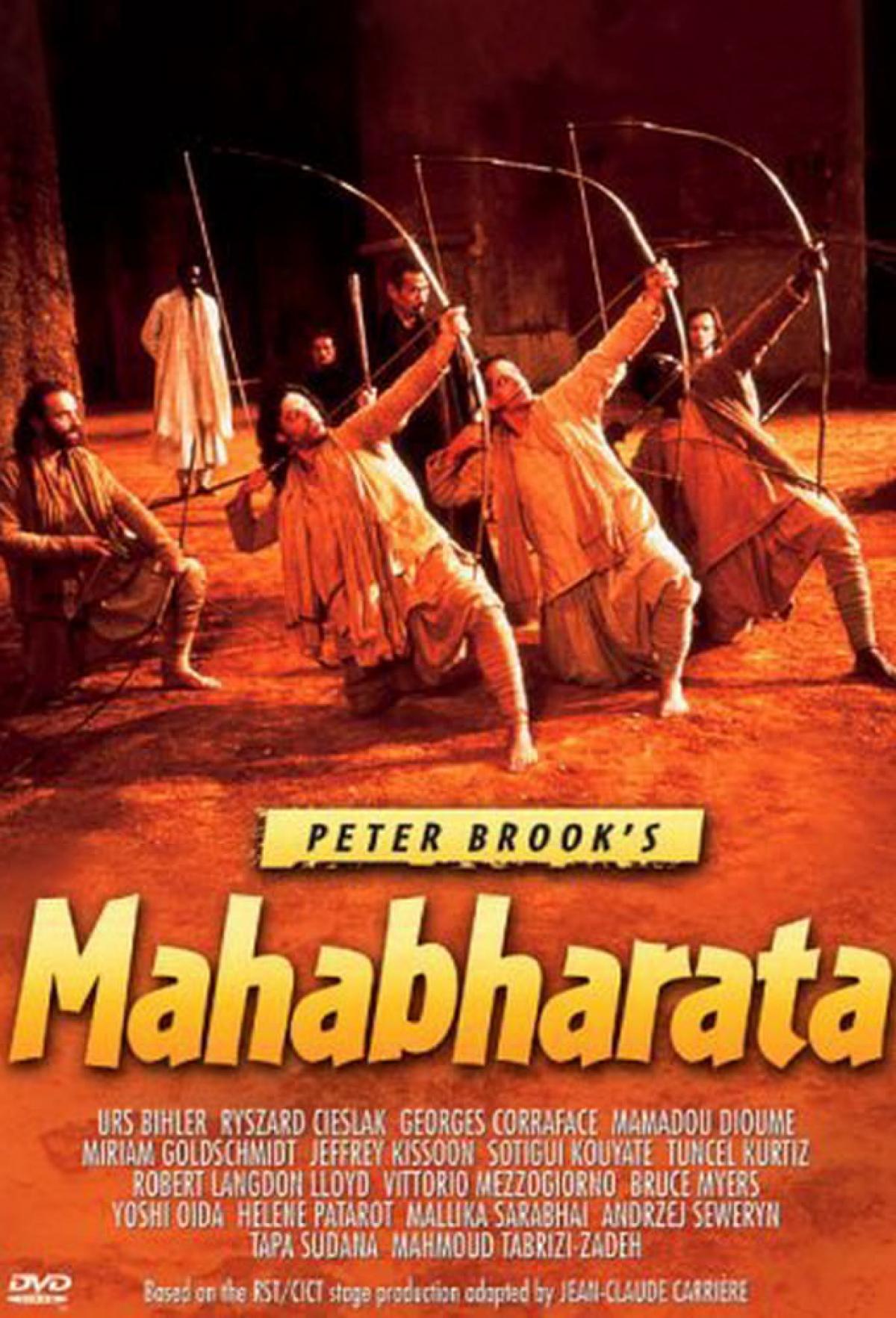 """Махабхарата"" Питера Брука\\ Краткая история о Битве на Курукшетре R9uutujdpcfj54w7h0ckbyur3"