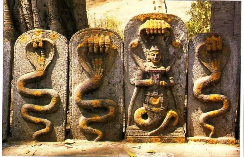 В брахма-самхите описывается, что маха-вишну возлежит в причинном (каранарнава) океане и погружен в мистический сон